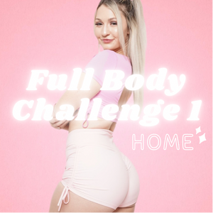 Full Body Challenge 1 Home