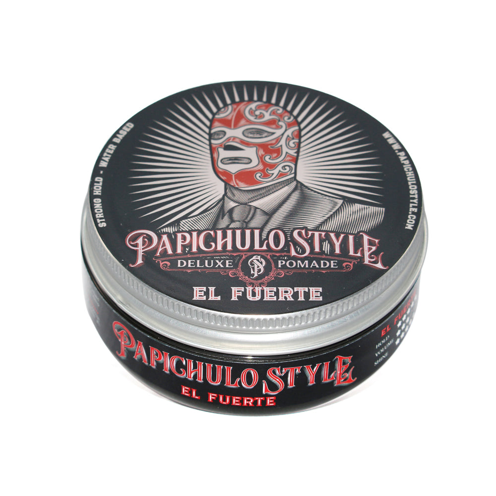 "Papichulo Style Deluxe Pomade ""El Fuerte"" - Papichulo Style"