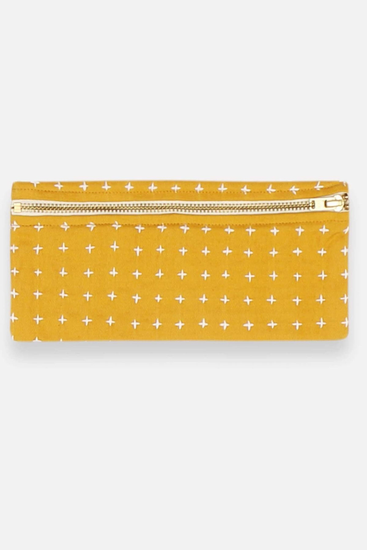 Anchal Project Cross-Stitch Pencil Case