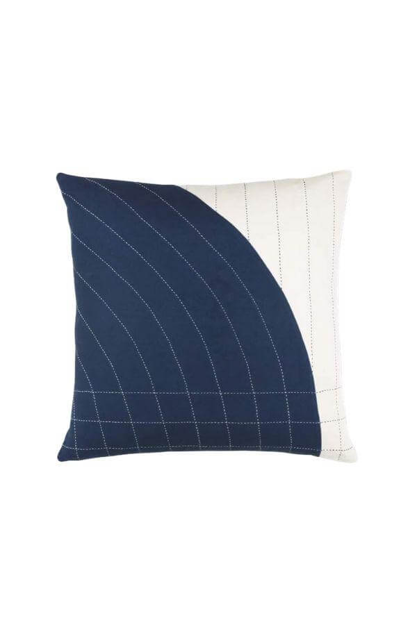 Anchal Project Curve Throw Pillow