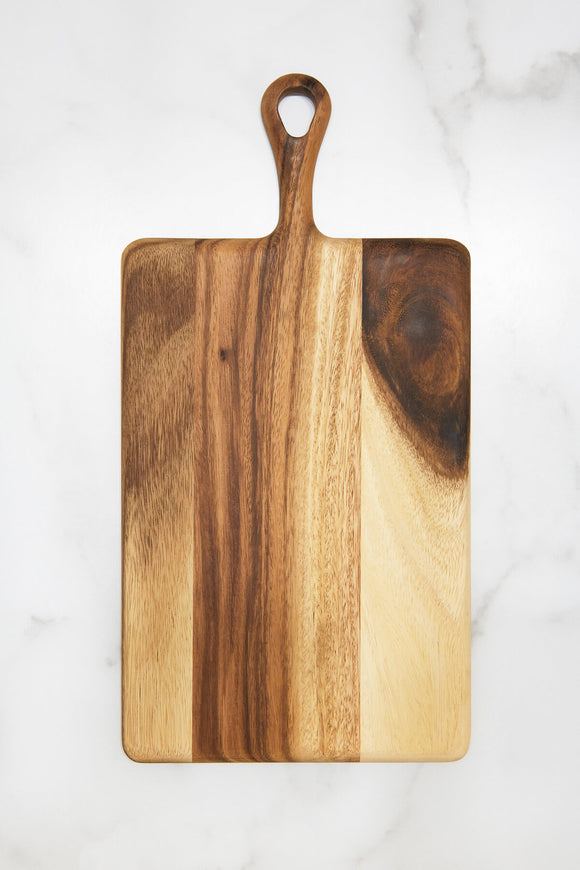 Be Home Acacia Rectangular Serving Board