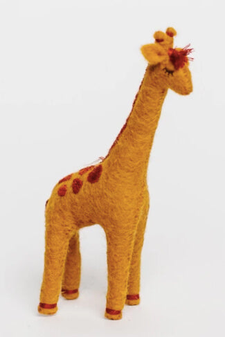 Craftspring Wild Beauty Giraffe Ornament