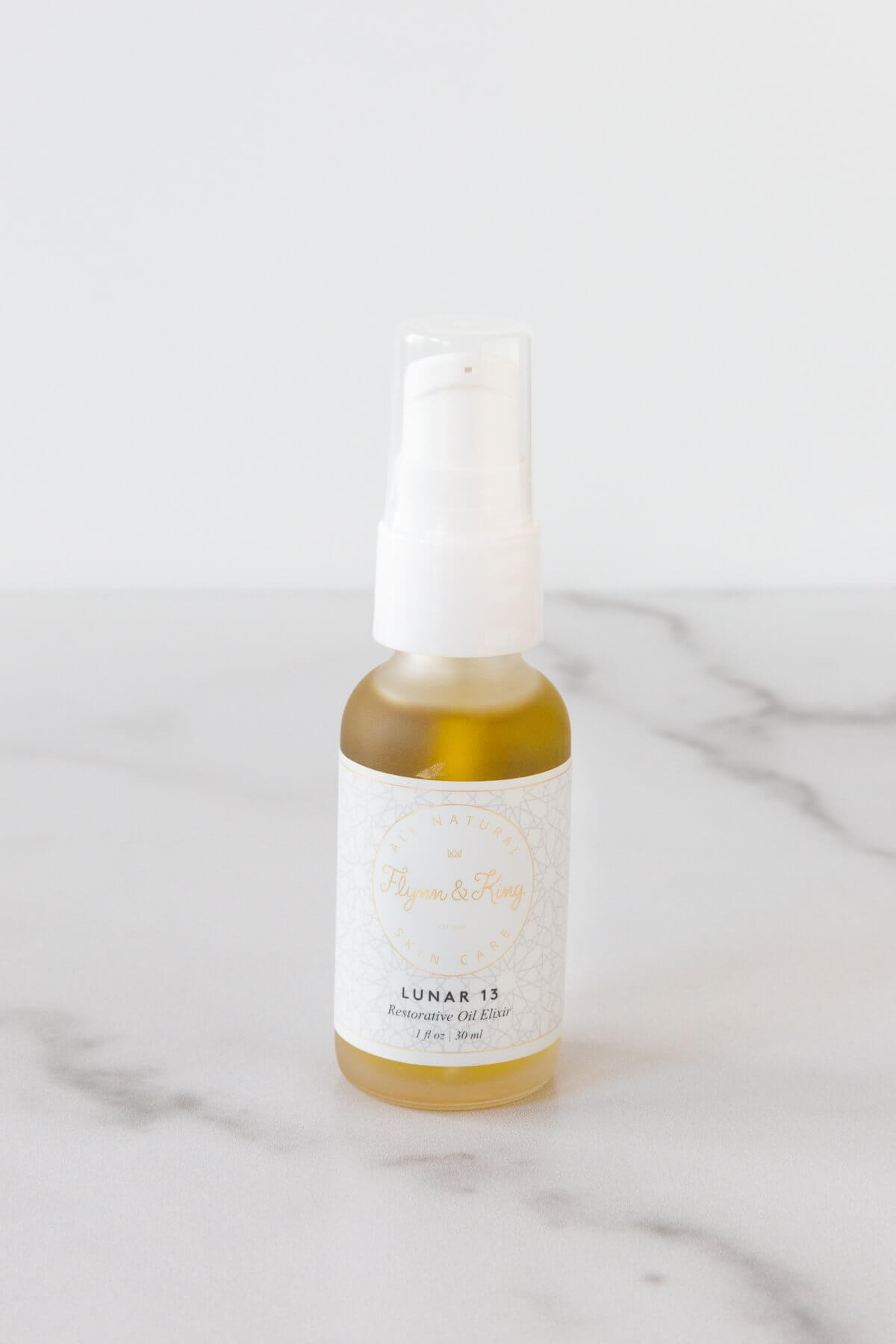 Flynn & King Lunar 13 Restorative Oil Elixir