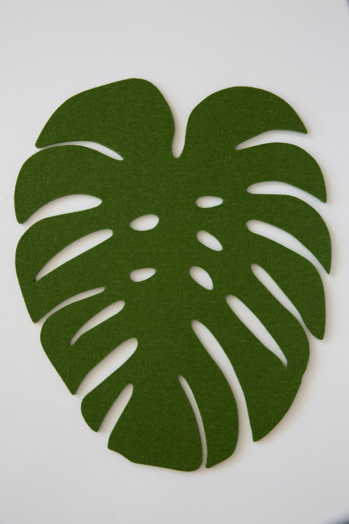 Graf Lantz Monstera Leaf Trivet