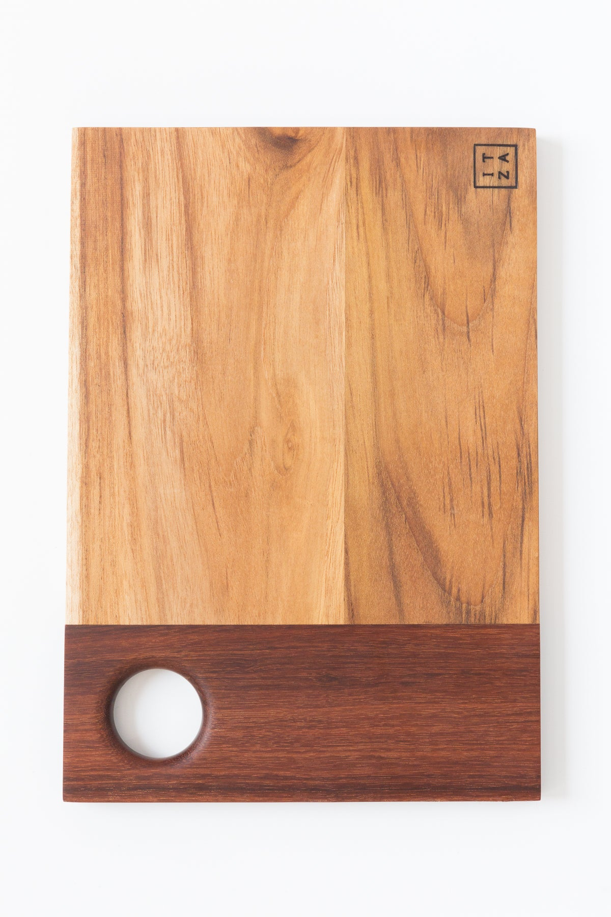 Itza Wood Small Rectangle Serving Board