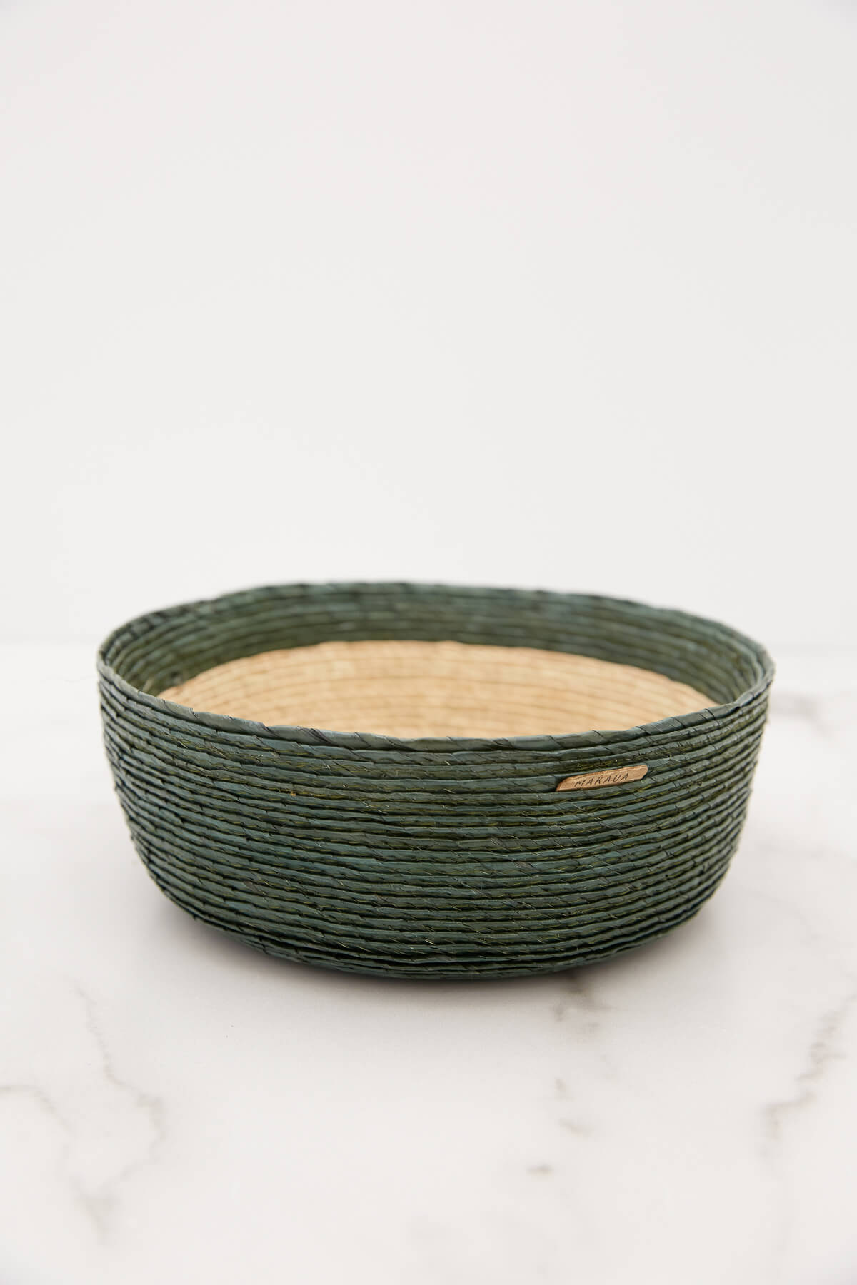 Makaua Medium Round Basket