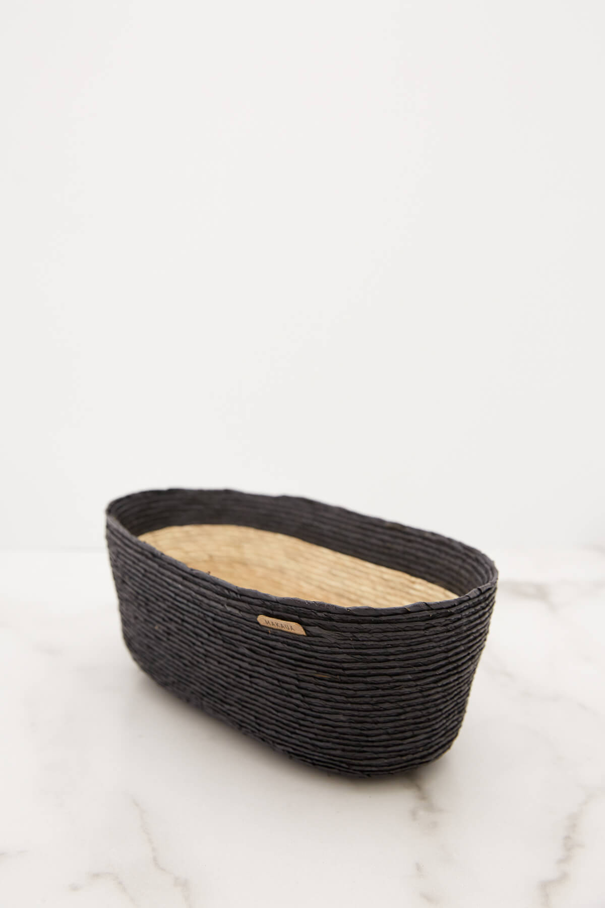 Makaua Small Oval Basket