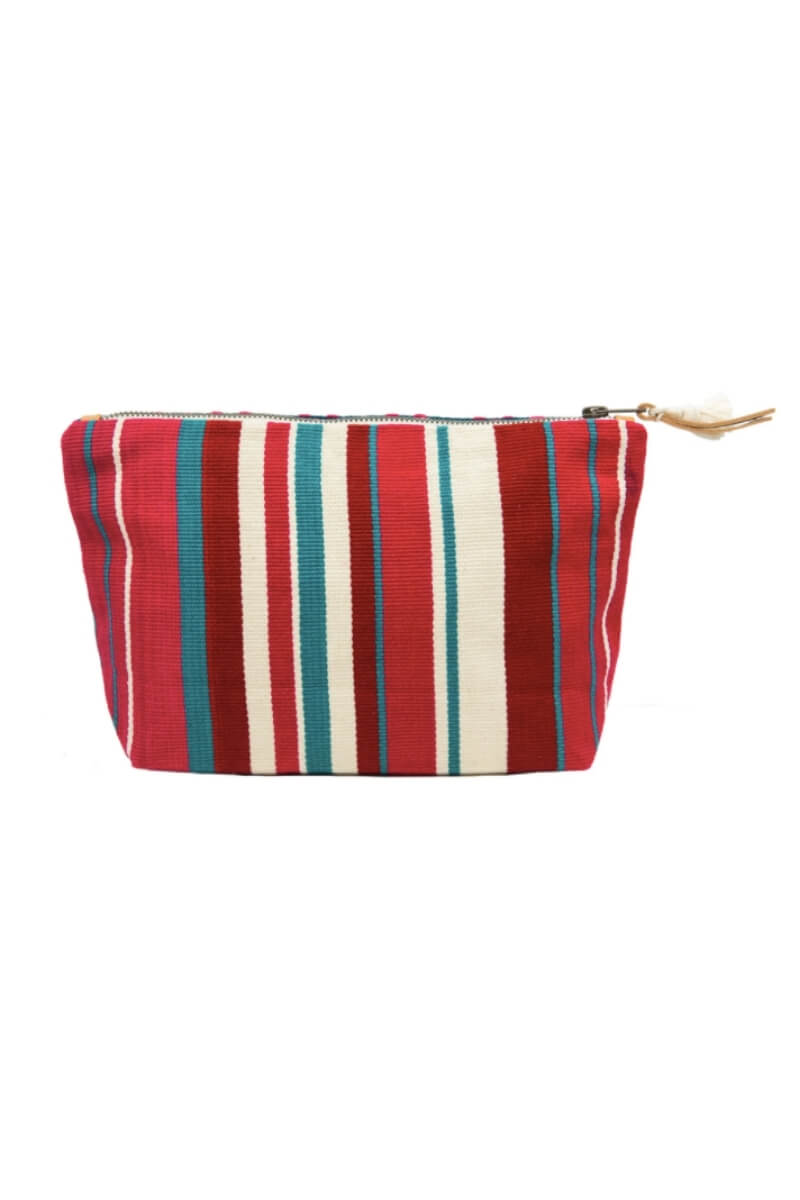 Mercado Global Cristina Cosmetic Pouch