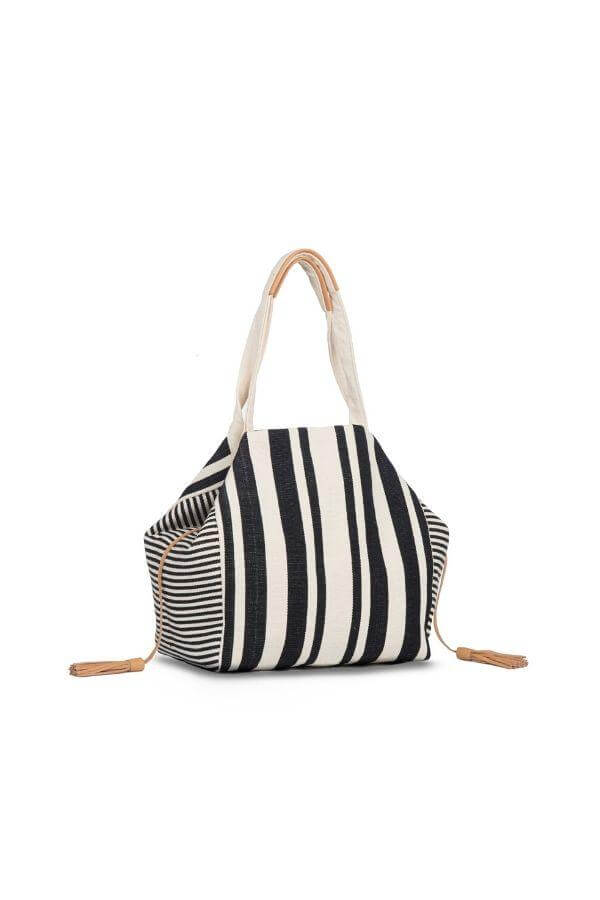 Mercado Global Rosa Tote