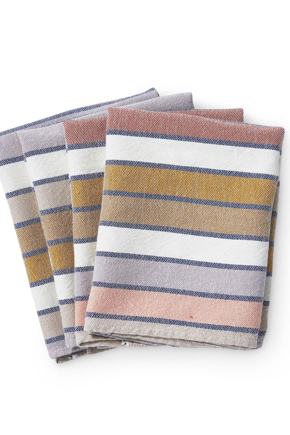 MINNA Sunrise Stripe Napkin Set
