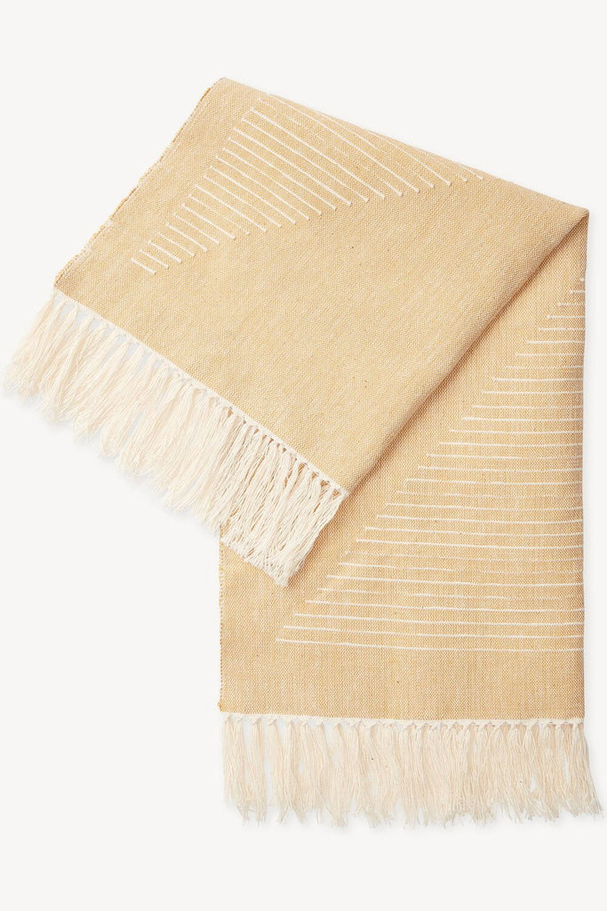 Triangle Towel Yarrow