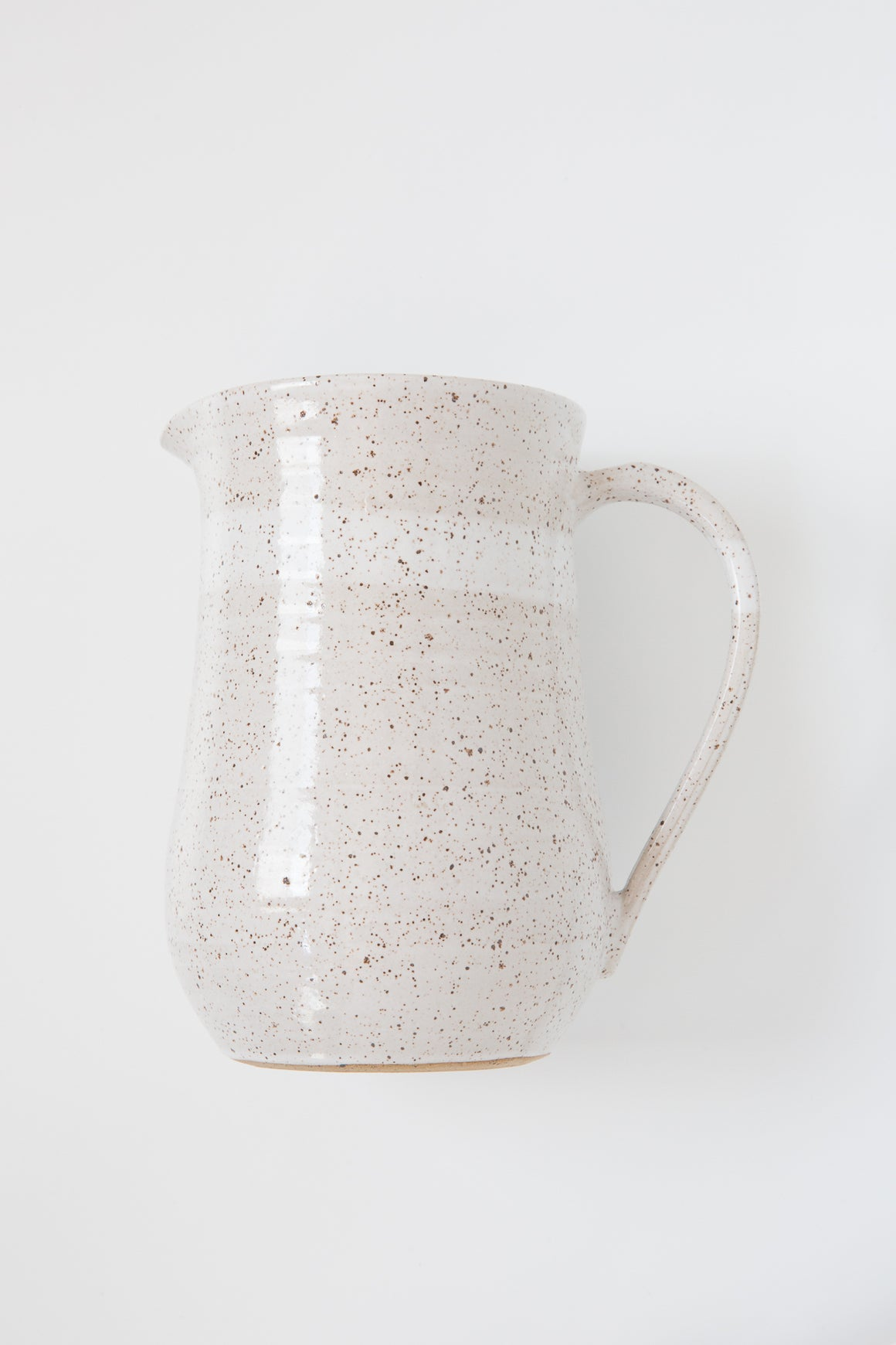 Large Speckled Pitcher
