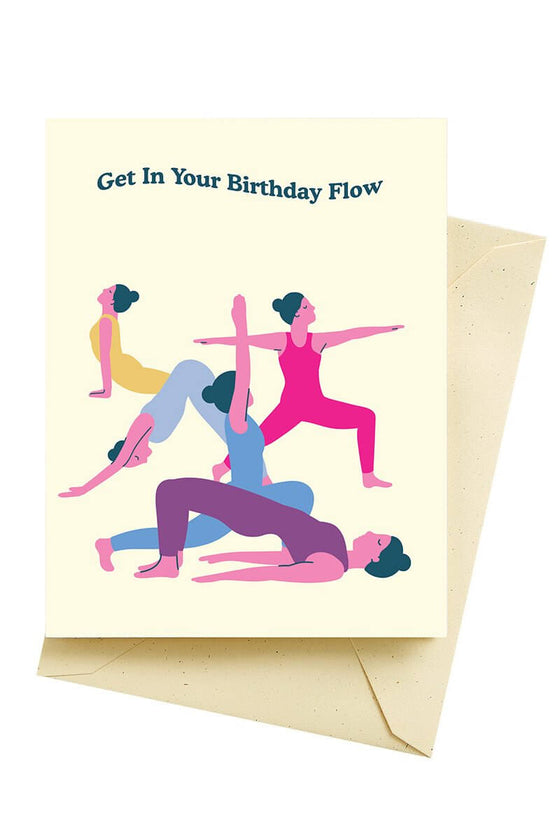 Yoga Birthday