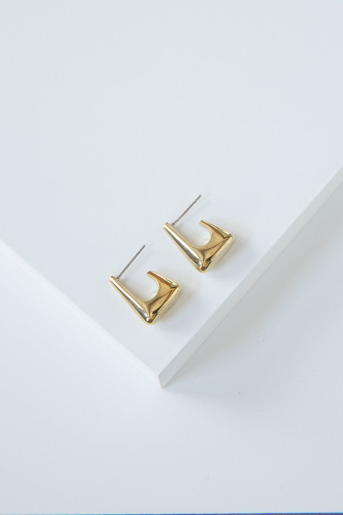 Soko Mini Mezi Boxed Hoop Earrings
