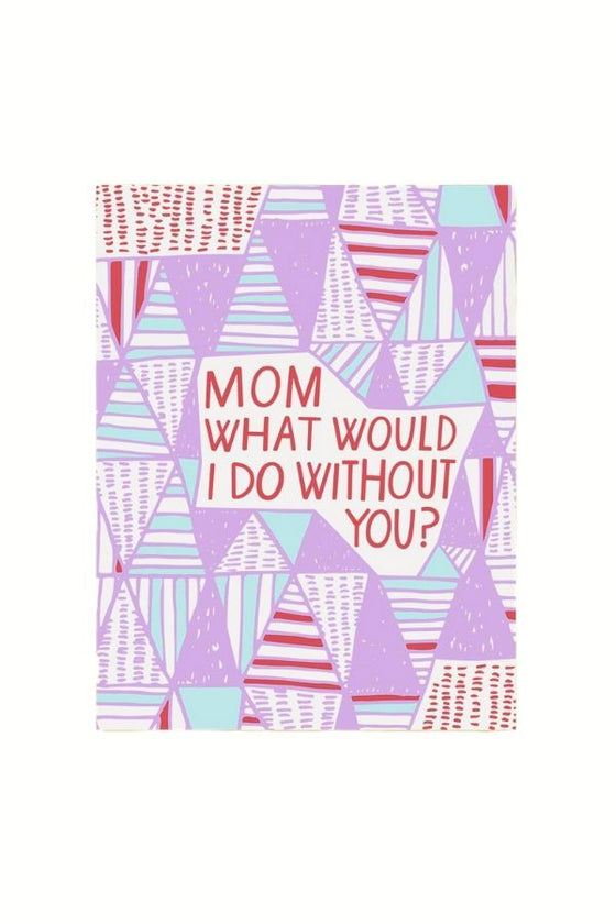 Quilted Mom Card