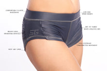SG-Training Fit Low Rise Athletic Sport Shorts -High Performance - Yoga - Pole Dance - Gym - Running - Ballet - Acrobatic - Workout.