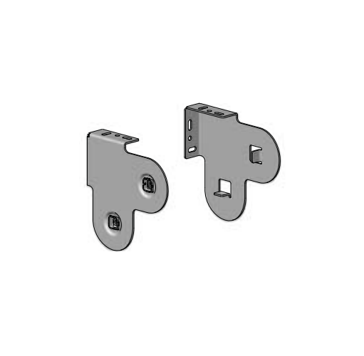 RB09 Square-X Double Easy-Lock Bracket | S45