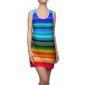 Rainbow Racerback Dress