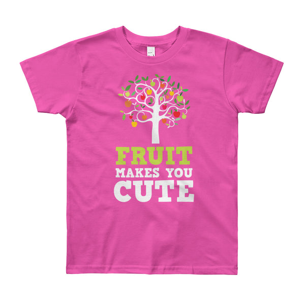 Fruit Makes You Cute Youth Tee