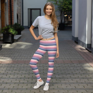 Pretty in Pastels Leggings