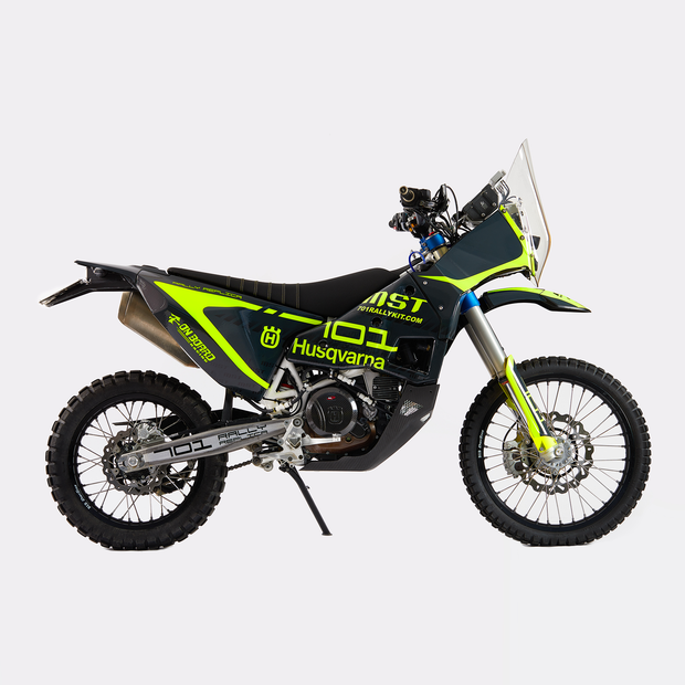 Transitalia Marathon 2019 - HUSQVARNA 701 RALLY REPLICA KIT