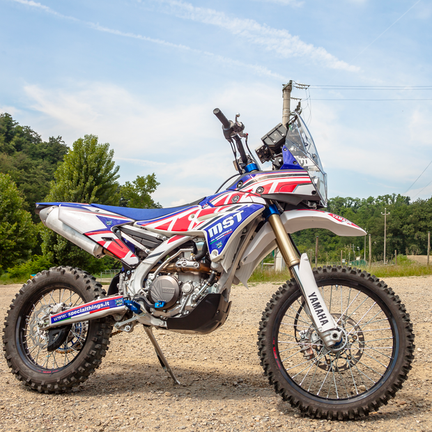 Transitalia Marathon 2019 - WR450 F 2016 RALLY REPLICA KIT