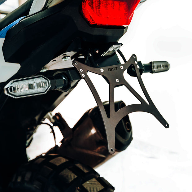 MST license plate holder for Honda CRF1100L Africa Twin 2020