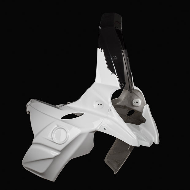 "MST0054 - ""Pharaon"" Fairing Kit for  R1200GS Adventure 2006-2013 unpainted"