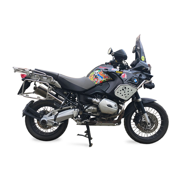 """Pharaon"" Fairing Kit for  R1200GS Adventure 2006-2013 unpainted"