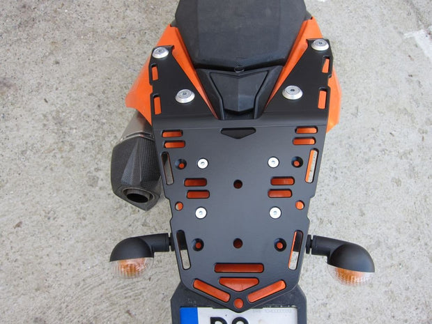 KTM 690 ENDURO LUGGAGE RACK SD