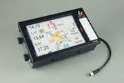 RB850 Rally - Electric roadbook holder (standard accessories)