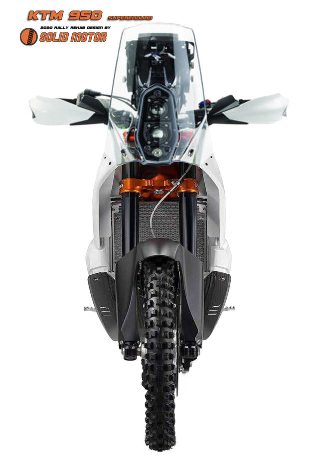 KTM 950/990 REHAB RALLY KIT
