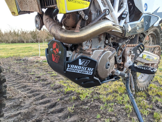 KTM-690-SP - 690/701 Ultimate UHMW Skid Plate