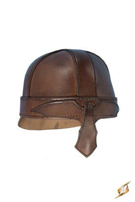 Warrior Helmet Brown Large