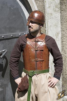 Soldier Armour Brown Medium