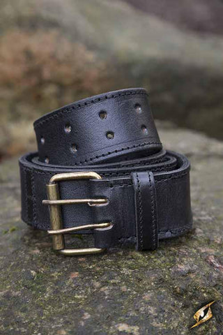 Ring Belt Black 120 cm