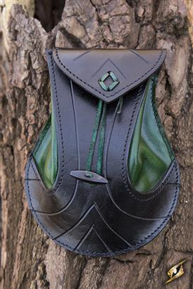 Elven Bag Black/Green