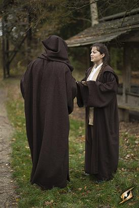 Robe Luke Dark Brown M/L
