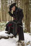 Coat Hellsing Epic Black Large