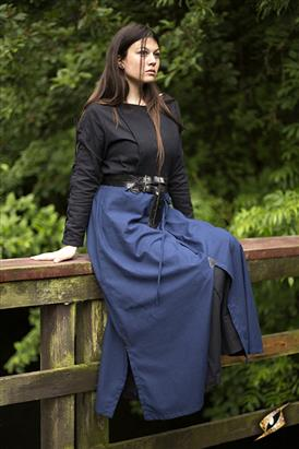 Battle Skirt - Dark Blue- Medium