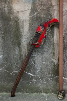 Bush Hook - 97 cm - Red