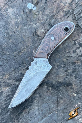 Trapper Knife Wood 20 cm