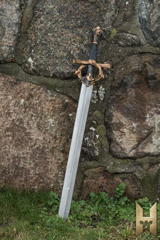 Highborn Sword Gold 96 cm
