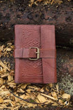 Leather Diary Small