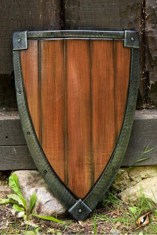 Crusader Shield Wood 70 x 50