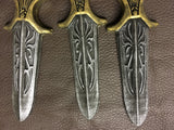 Assassin Inquisitor Knives 3 pieces