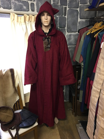 Robe Benedict Dark Red M/L