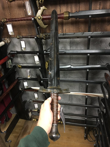 Battleworn Footman Sword 85 cm