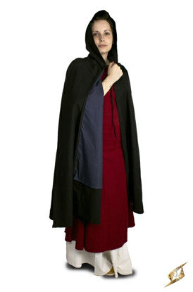 Cape De Luxe - Epic Black/Dark Blue Small