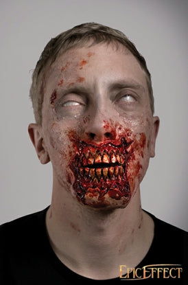 Zombie Teeth Exposed